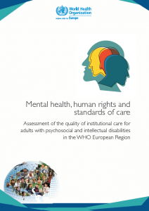 Mental Health Human Rights And Standards Of Care Assessment Of The